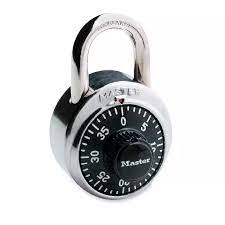 How to figure out the master lock combination?