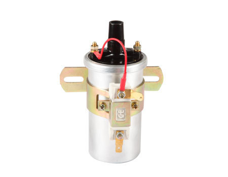 How to repair the ignition coil of a car?